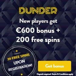 Dunder VIP Casino